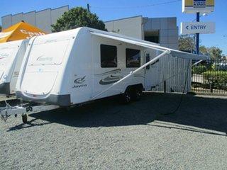 Used Jayco Sterling 21.65-7, Springwood, 2010 Jayco Sterling 21.65-7 Caravan