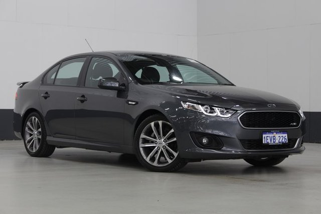 Used Ford Falcon XR6, Bentley, 2015 Ford Falcon XR6 Sedan