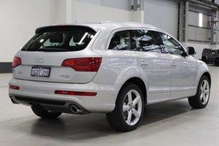 2011 Audi Q7 4.2 TDI Quattro Wagon.