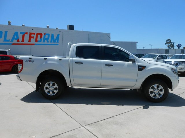 Used Ford Ranger XLS Double Cab, Nowra, 2014 Ford Ranger XLS Double Cab PX Dual Cab