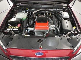 Used Ford Falcon XR6 Turbo, Victoria Park, 2015 Ford Falcon XR6 Turbo Sedan.