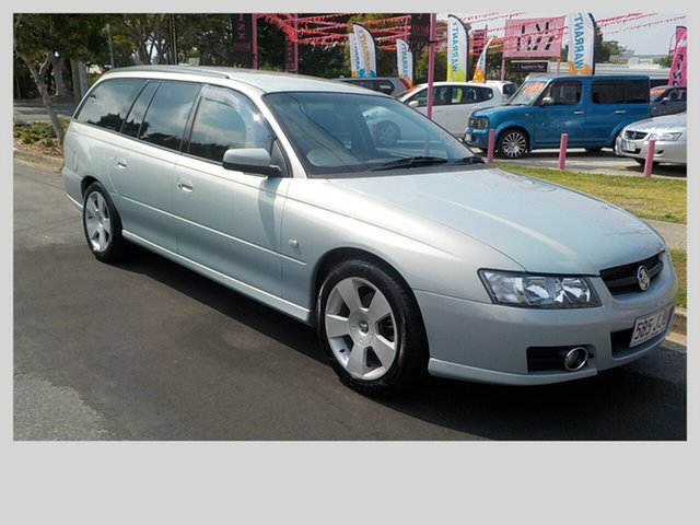 Used Holden Commodore SVZ, Margate, 2006 Holden Commodore SVZ Wagon