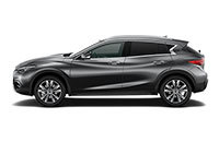 New Infiniti QX30, Peter Warren Infiniti, Warwick Farm