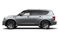 New Infiniti QX80, Peter Warren Infiniti, Warwick Farm
