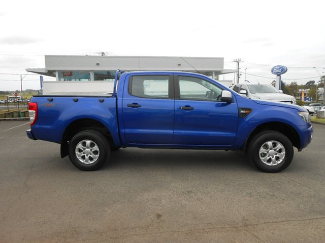 Used Ford Ranger XLS Double Cab, Nowra, 2013 Ford Ranger XLS Double Cab PX Dual Cab