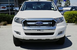 2016 Ford Ranger XLT Double Cab Utility.