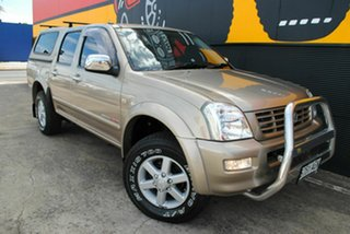 Used Holden Rodeo LT Crew Cab, Melrose Park, 2004 Holden Rodeo LT Crew Cab RA Utility