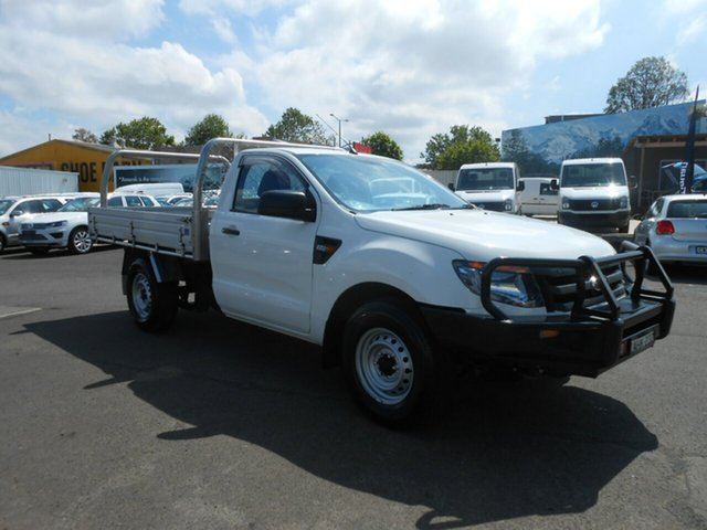 Used Ford Ranger XL 4x2, Nowra, 2013 Ford Ranger XL 4x2 PX Cab Chassis