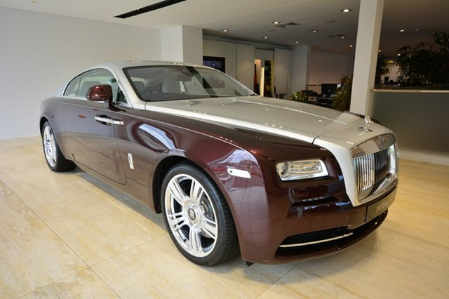 Discounted New Rolls-Royce Wraith, Southport, 2016 Rolls-Royce Wraith Coupe