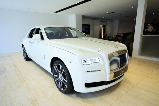Discounted Demonstrator, Demo, Near New Rolls-Royce Ghost, Southport, 2016 Rolls-Royce Ghost Sedan