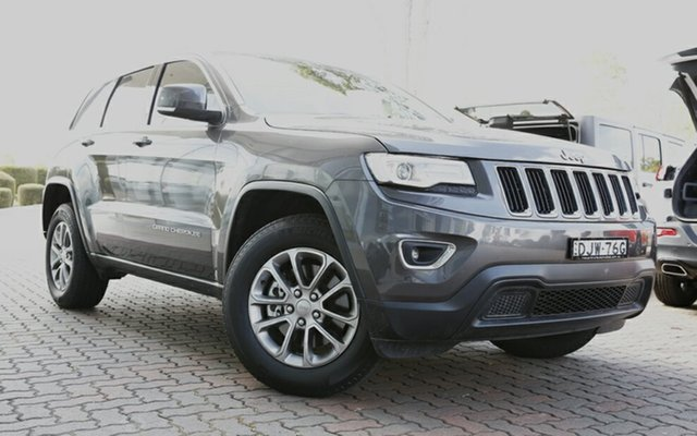 Discounted Demonstrator, Demo, Near New Jeep Grand Cherokee Laredo, Narellan, 2015 Jeep Grand Cherokee Laredo Wagon