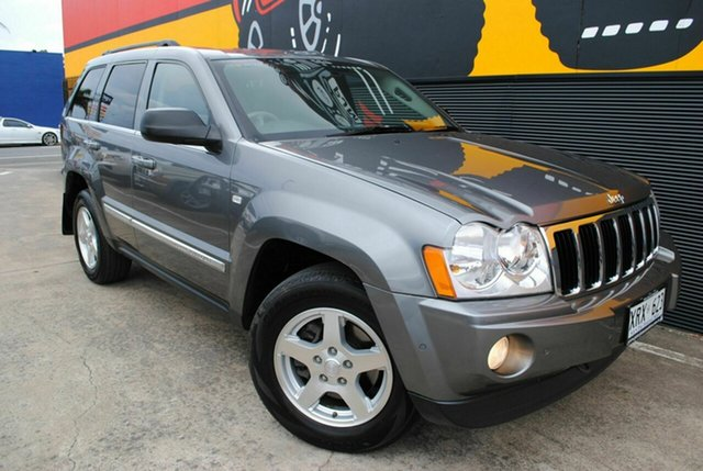 Used Jeep Grand Cherokee Limited, Melrose Park, 2008 Jeep Grand Cherokee Limited WH MY2007 Wagon