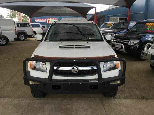 Discounted Used Holden Colorado LX (4x4), Toowoomba, 2011 Holden Colorado LX (4x4) Crew Cab P/Up