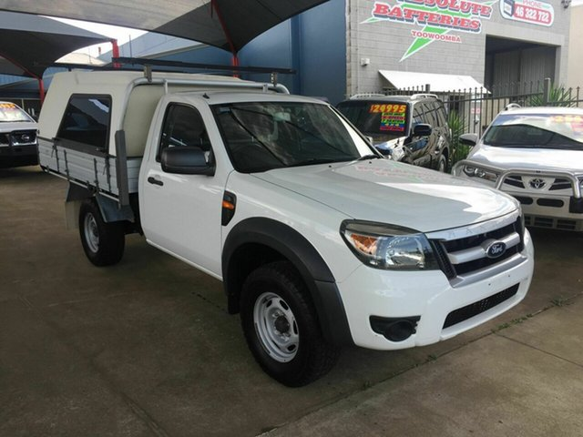 Used Ford Ranger XL (4x2), Toowoomba, 2009 Ford Ranger XL (4x2) Cab Chassis
