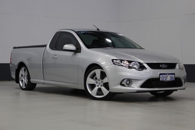 Used Ford Falcon XR6T, Bentley, 2011 Ford Falcon XR6T Utility
