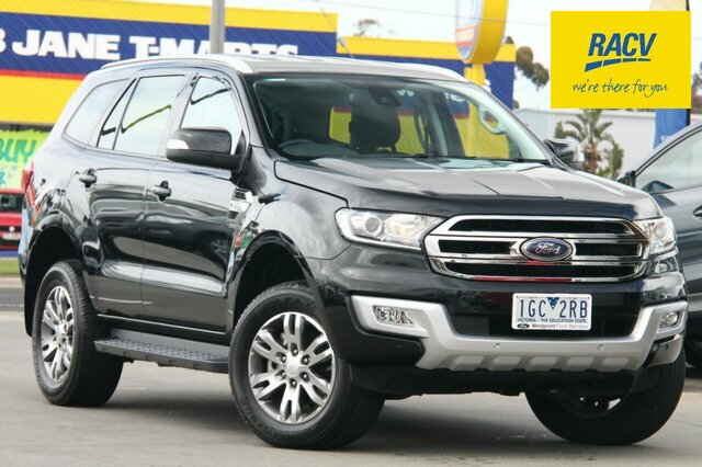 Used Ford Everest Trend 4WD, Hoppers Crossing, 2015 Ford Everest Trend 4WD Wagon