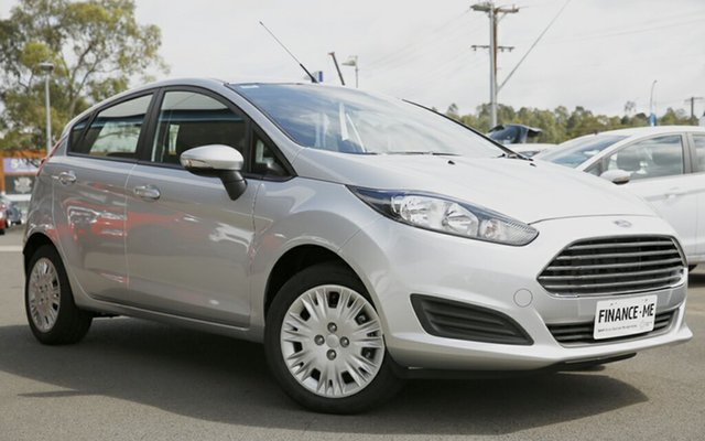 Demonstrator, Demo, Near New Ford Fiesta Ambiente PwrShift, Narellan, 2016 Ford Fiesta Ambiente PwrShift Hatchback