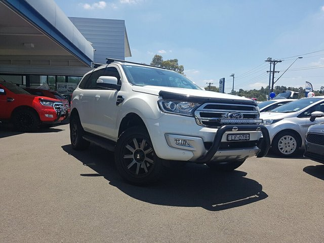 Discounted Demonstrator, Demo, Near New Ford Everest Trend, Southport, 2016 Ford Everest Trend SUV