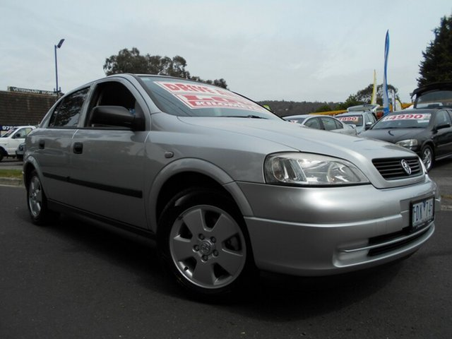 Used Holden Astra Classic, Upper Ferntree Gully, 2004 Holden Astra Classic Hatchback