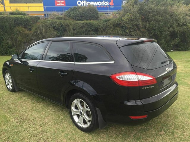Used Ford Mondeo Zetec, Burleigh Heads, 2009 Ford Mondeo Zetec MB Wagon