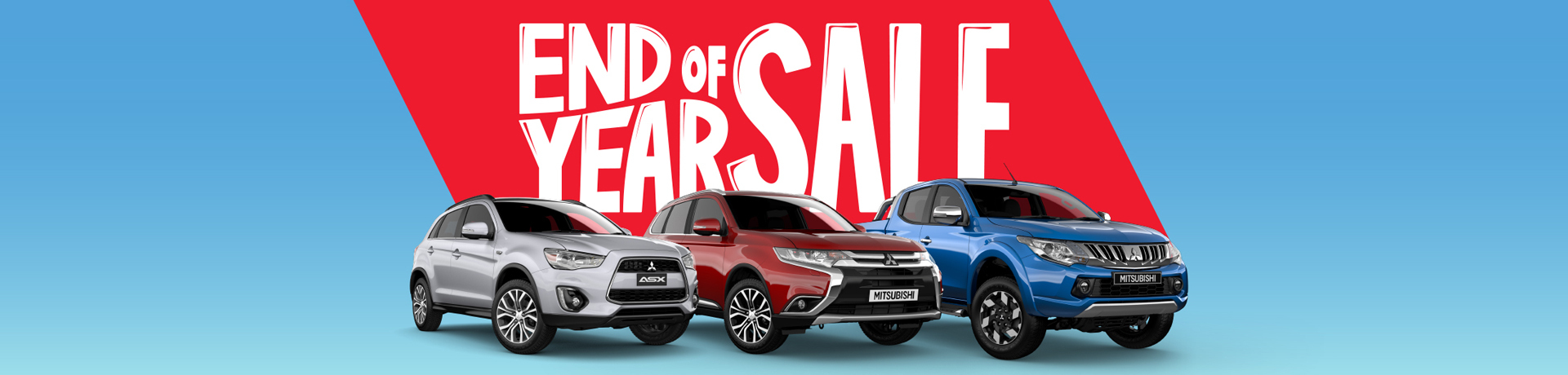 Mitsubishi End Of Year Sale