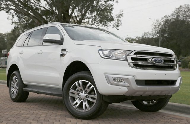 Discounted New Ford Everest Trend 4x2, Warwick Farm, 2016 Ford Everest Trend 4x2 SUV