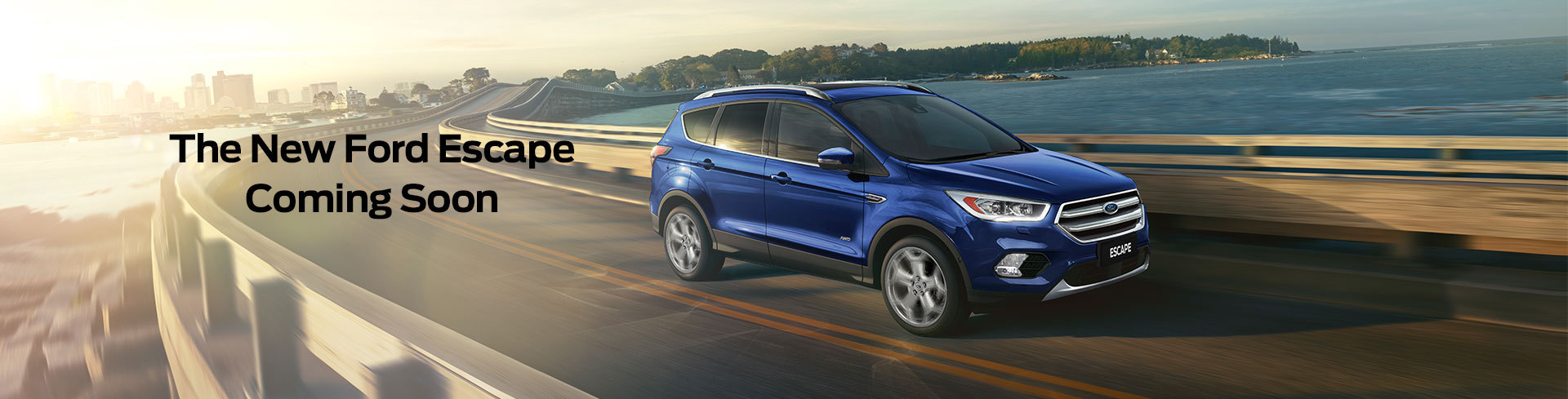 The New Ford Escape Coming Soon