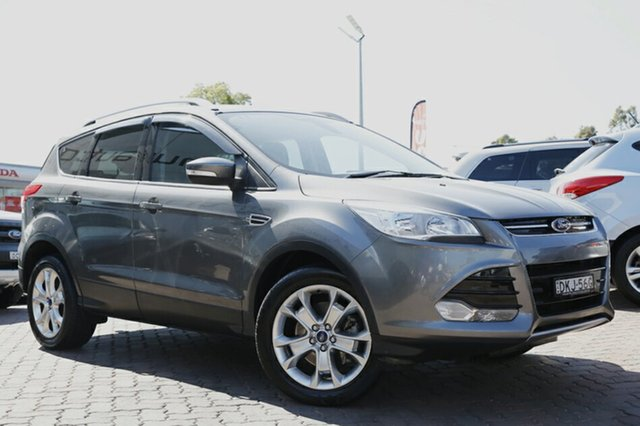 Discounted Used Ford Kuga Trend PwrShift AWD, Narellan, 2013 Ford Kuga Trend PwrShift AWD SUV