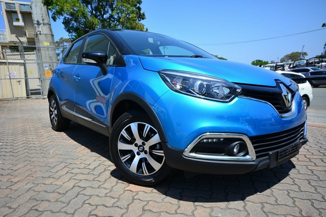 Discounted Demonstrator, Demo, Near New Renault Captur Expression EDC, Southport, 2016 Renault Captur Expression EDC SUV
