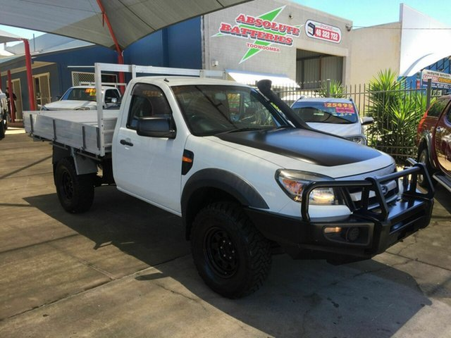 Used Ford Ranger XL (4x4), Toowoomba, 2011 Ford Ranger XL (4x4) Cab Chassis
