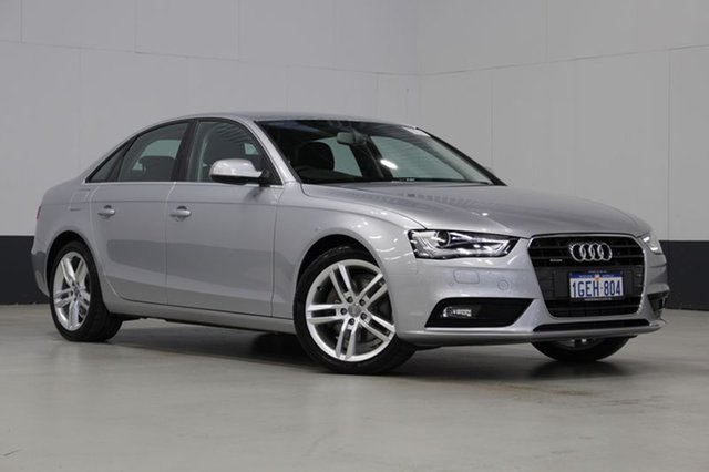 Used Audi A4 2.0 TFSI Ambition Quattro, Bentley, 2015 Audi A4 2.0 TFSI Ambition Quattro Sedan
