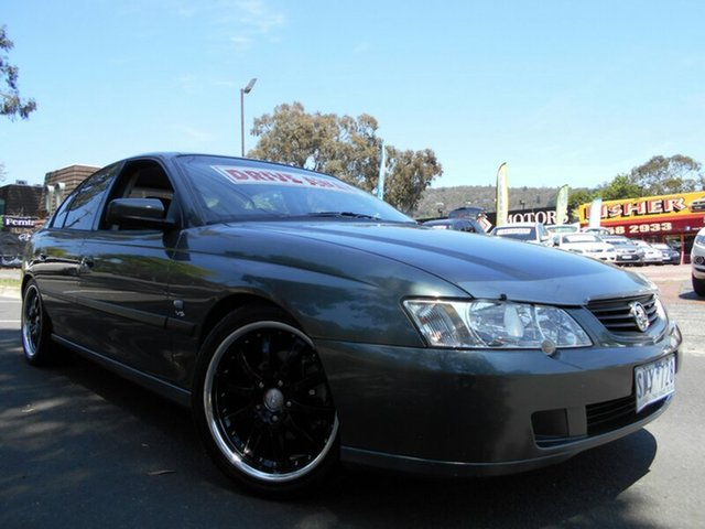 Used Holden Commodore Acclaim, Upper Ferntree Gully, 2003 Holden Commodore Acclaim Sedan