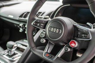 2016 Audi R8 Plus Coupe.