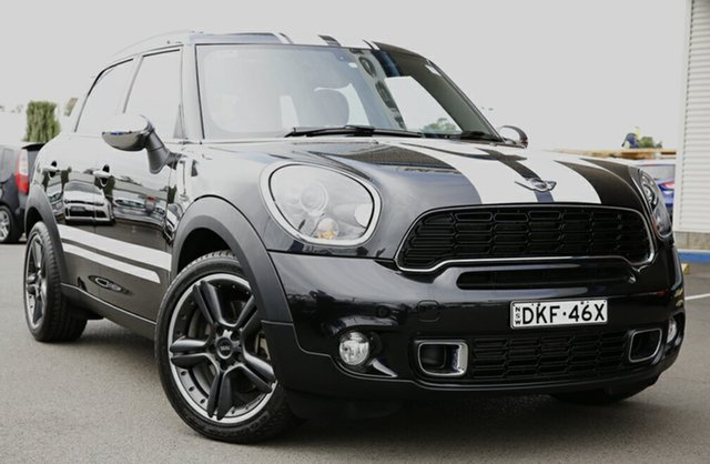 Discounted Used Mini Countryman Cooper S, Narellan, 2013 Mini Countryman Cooper S SUV