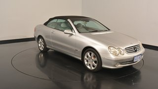 Used Mercedes-Benz CLK320 Avantgarde, Victoria Park, 2004 Mercedes-Benz CLK320 Avantgarde Coupe.