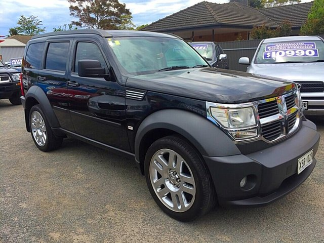 Used Dodge Nitro SX, Somerton Park, 2009 Dodge Nitro SX Wagon