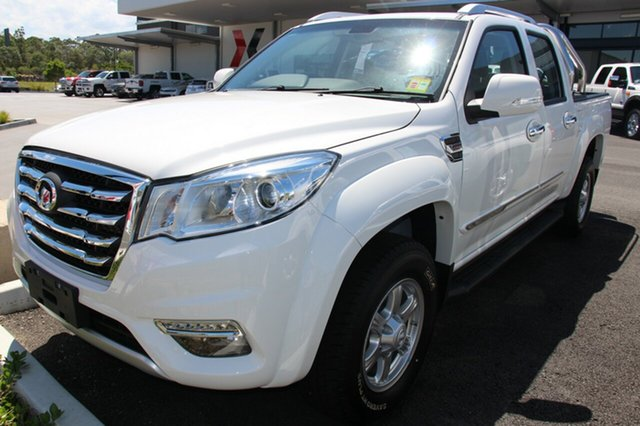 New Great Wall Steed (4x4), North Lakes, 2016 Great Wall Steed (4x4) Dual Cab Utility