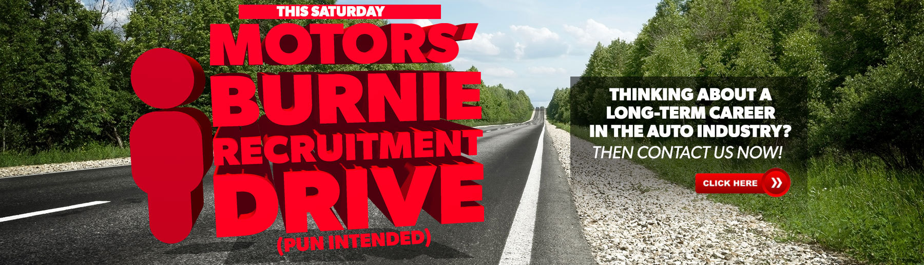 Burnie Recruitment Drive