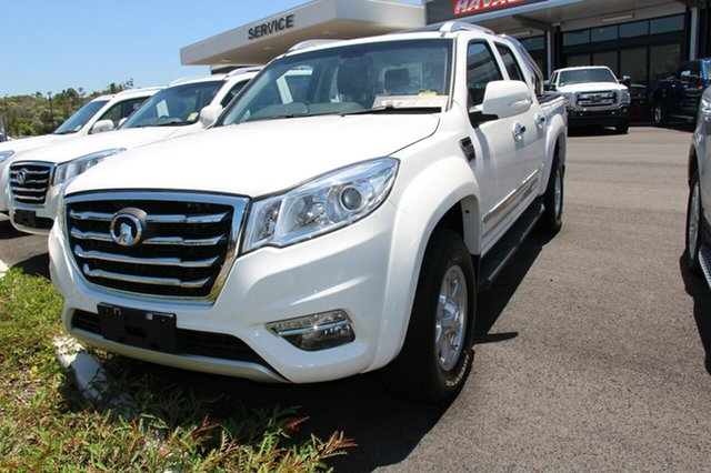 New Great Wall Steed (4x2), North Lakes, 2016 Great Wall Steed (4x2) Dual Cab Utility