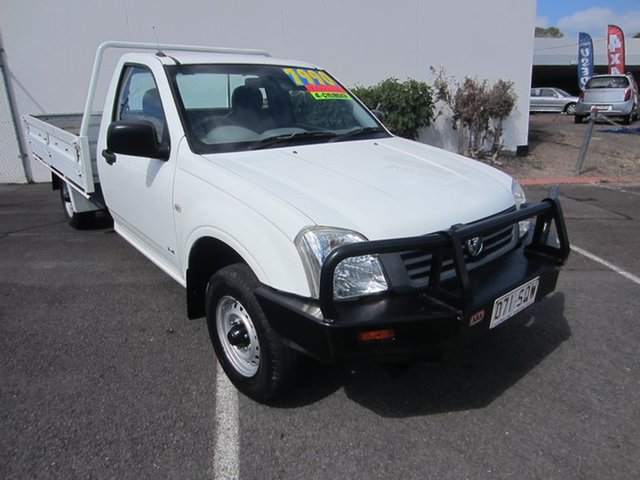 Used Holden Rodeo DX, Alexandra Headland, 2004 Holden Rodeo DX Cab Chassis