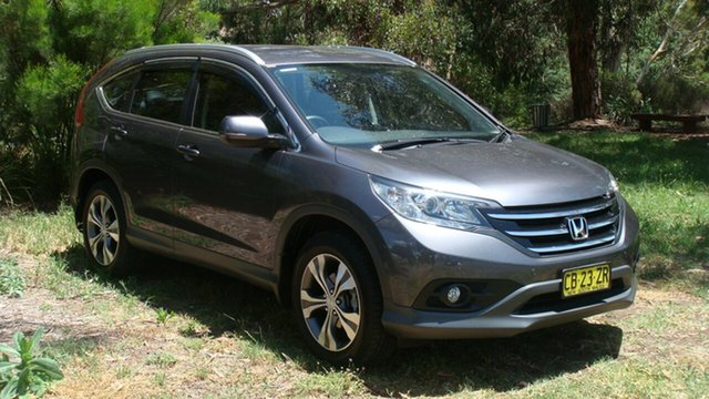 Used Honda CR-V VTi 4WD Plus, Queanbeyan, 2014 Honda CR-V VTi 4WD Plus Wagon