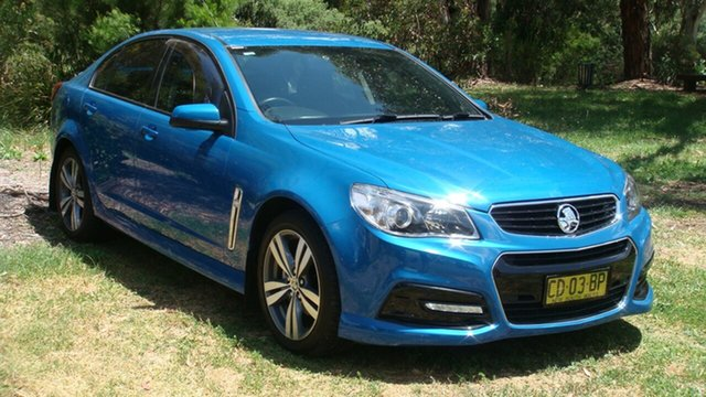 Used Holden Commodore SV6, Queanbeyan, 2015 Holden Commodore SV6 Sedan