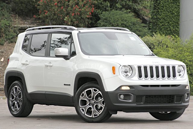 Discounted New Jeep Renegade Limited DDCT, Southport, 2016 Jeep Renegade Limited DDCT SUV