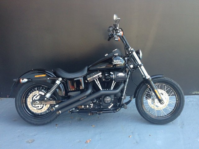 Discounted New Harley-Davidson FXDB Street Bob 1700CC, Slacks Creek, Harley-Davidson FXDB Street Bob 1700CC MY17
