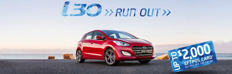 Hyundai -i30 Run Out