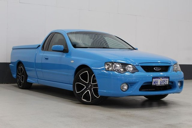 Used Ford Falcon XR6, Bentley, 2007 Ford Falcon XR6 Utility