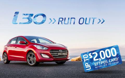 Hyundai - i30 Run Out
