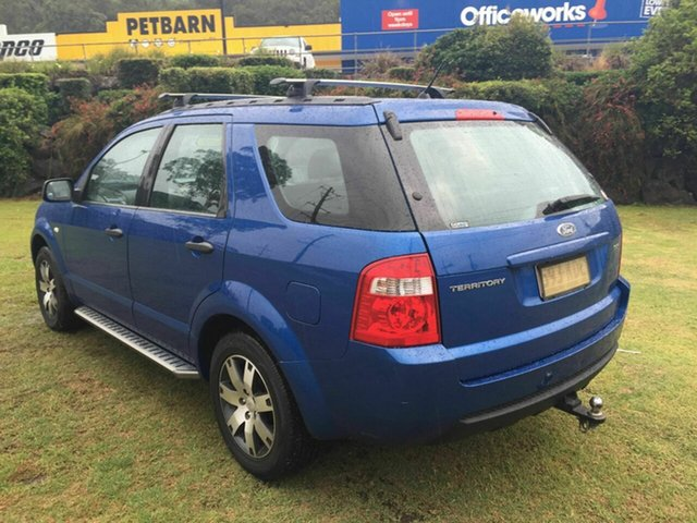 Used Ford Territory SR AWD, Burleigh Heads, 2007 Ford Territory SR AWD SY Wagon