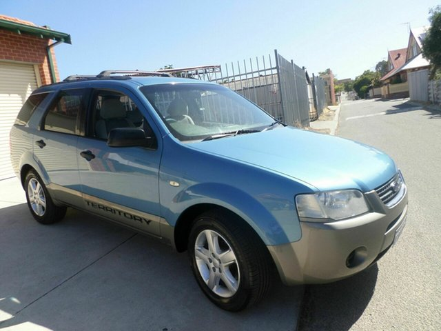 Used Ford Territory TS, Mount Lawley, 2005 Ford Territory TS Wagon