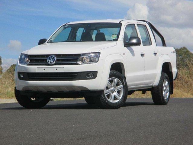 New Volkswagen Amarok TDI420 Core Plus (4x4), Bathurst, 2016 Volkswagen Amarok TDI420 Core Plus (4x4) Dual Cab Utility